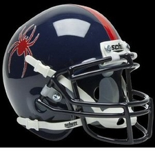 Richmond Spiders Schutt Authentic Mini Helmet