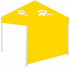 Rivalry Canopy Tent Sidewall - Dark Yellow