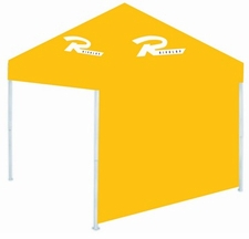 Rivalry Canopy Tent Sidewall - Light Yellow
