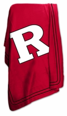 Rutgers Scarlet Knights Classic Fleece Blanket