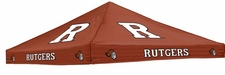 Rutgers Scarlet Knights Red Logo Tent Replacement Canopy