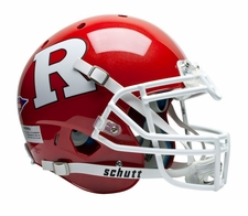 Rutgers Scarlet Knights Red Schutt XP Authentic Helmet