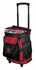 Rutgers Scarlet Knights Rolling Cooler