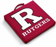 Rutgers Scarlet Knights Stadium Seat Cushion