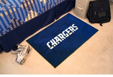 "San Diego Chargers 20""x30"" Starter Floor Mat"
