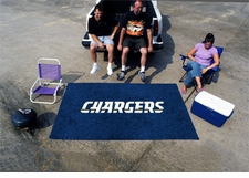 San Diego Chargers 5'x8' Ulti-mat Floor Mat
