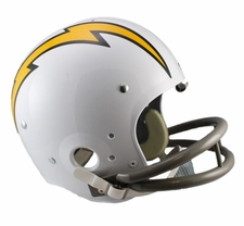 San Diego Chargers Classic TK 1961-73 Throwback Riddell Replica Helmet