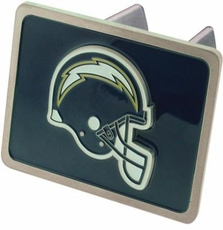 San Diego Chargers Trailer Hitch Cover
