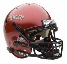 San Diego State Aztecs Schutt Authentic Full Size Helmet