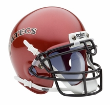 San Diego State Aztecs Schutt Authentic Mini Helmet