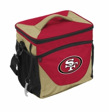 San Francisco 49ers  - 24 Can Cooler