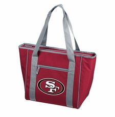 San Francisco 49ers  30 Can Cooler Tote