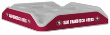 San Francisco 49ers Pole Caddy