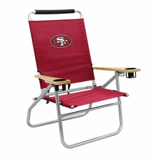 San Francisco 49ers  - Seaside Beach Chair
