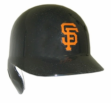 San Francisco Giants Right Flap Rawlings Authentic Batting Helmet