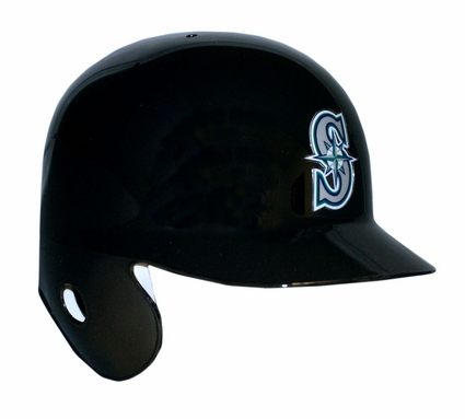 Seattle Mariners Right Flap Rawlings Authentic Batting Helmet