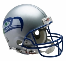 Seattle Seahawks 1983-2001 Throwback Riddell Pro Line Helmet