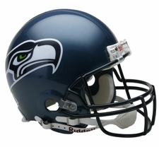Seattle Seahawks 2002-11 Throwback Riddell Pro Line Helmet