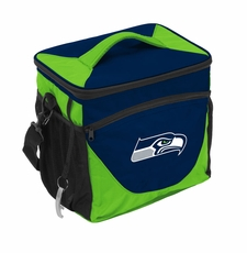 Seattle Seahawks  - 24 Can Cooler