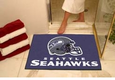 "Seattle Seahawks 34""x45"" All-Star Floor Mat"