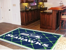 Seattle Seahawks 5'x8' Floor Rug