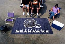 Seattle Seahawks 5'x8' Ulti-mat Floor Mat