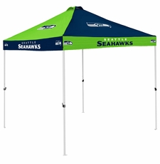 Seattle Seahawks  - Checkerboard Tent