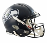 Seattle Seahawks Revolution Speed Riddell Authentic Helmet