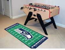 "Seattle Seahawks Runner 30""x72"" Floor Mat"