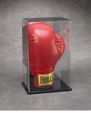 Single Boxing Glove Display Case