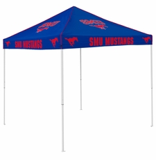 SMU Mustangs Royal Blue Logo Canopy Tailgate Tent