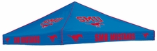 SMU Mustangs Royal Blue Logo Replacement Canopy(This is the Canopy ONLY)