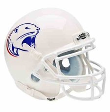 South Alabama Jaguars Schutt Authentic Mini Helmet
