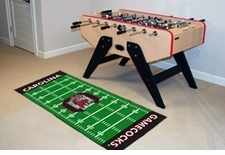 "South Carolina Football Runner 30""x72"" Floor Mat"
