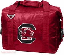 South Carolina Gamecocks 12 Pack Small Cooler
