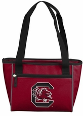 South Carolina Gamecocks 16 Can Cooler Tote