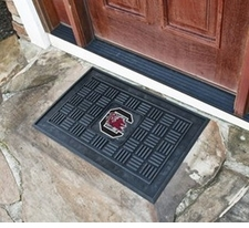 South Carolina Gamecocks 19x30 Medallion Door Mat