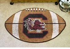 "South Carolina Gamecocks 22""x35"" Football Floor Mat"