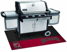 South Carolina Gamecocks 26x42 Grill Mat