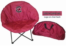 South Carolina Gamecocks Round Sphere Chair