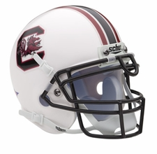 South Carolina Gamecocks Schutt Authentic Mini Helmet
