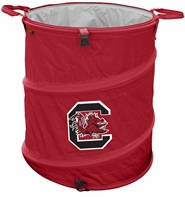 South Carolina Gamecocks Tailgate Trash Can / Cooler / Laundry Hamper