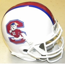 South Carolina State Bulldogs Schutt Authentic Mini Helmet