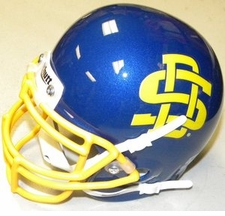 South Dakota State Jackrabbits Schutt Authentic Mini Helmet