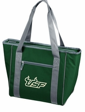 South Florida Bulls 30 Can Cooler Tote