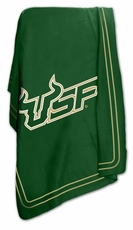 South Florida Bulls Classic Fleece Blanket