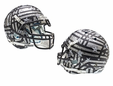 South Florida Bulls Star Stripes Schutt XP Authentic Helmet
