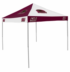 Southern Illinois Salukis Maroon / White Logo Canopy Tailgate Tent