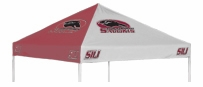 Southern Illinois Salukis Maroon / White Logo Tent Replacement Canopy
