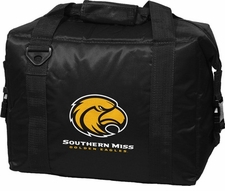 Southern Miss Golden Eagles 12 Pack Small Cooler